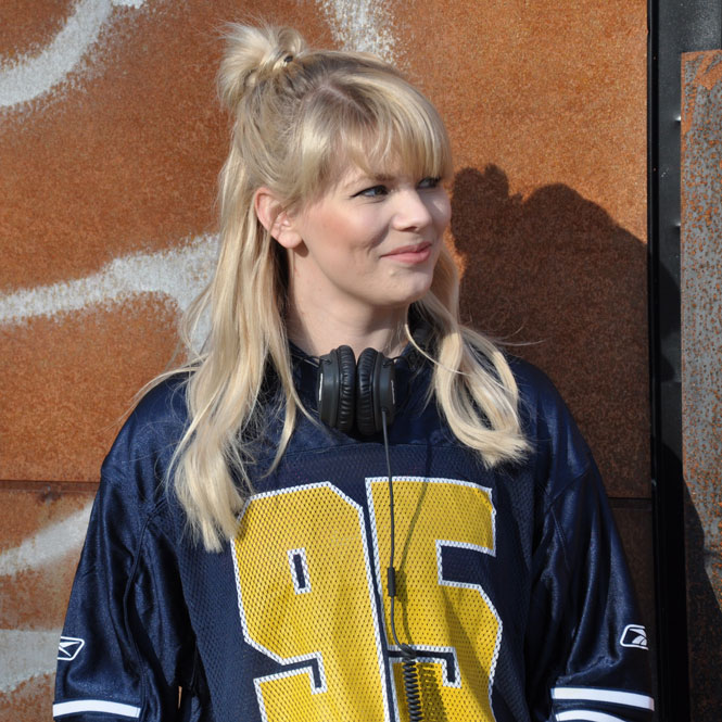 Hanna Lindberg, Hip hop